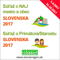 Slovakregion - Celoslovenský informačný portál