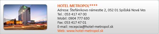 HOTEL METROPOL****
