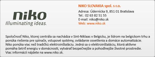 NIKO SLOVAKIA spol. s r.o.