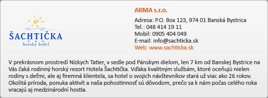 ARMA s.r.o.